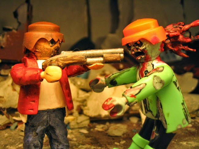 Playmobil The Walking Dead
