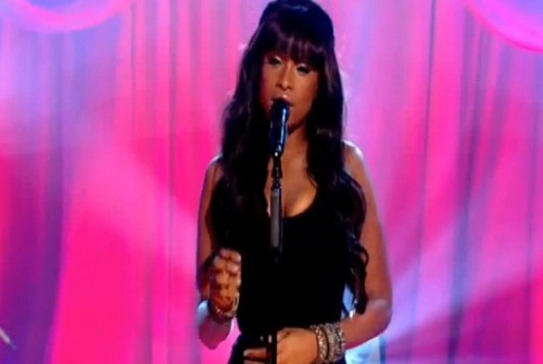 | Jennifer Hudson &#8211; I Remember Me Live on Graham Norton Show |