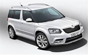 سعر ومواصفات وصور سيارة سكودا Skoda Yeti 2014