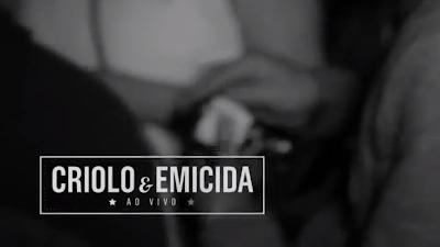 """Making of da Gravação do Dvd """"Criolo e Emicida - Ao Vivo"""""""