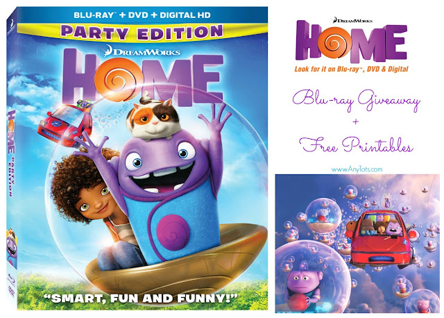 home movie blurry giveaway