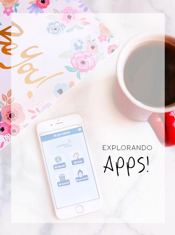 Chokolat Pimienta Blog de Cocina : Descubriendo nuevas Apps en Me ...
