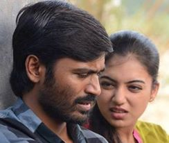 Dhanush Plays With Pigeons In 'Naiyaandi' Film