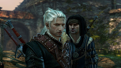 The Witcher 2 Vernon Roche