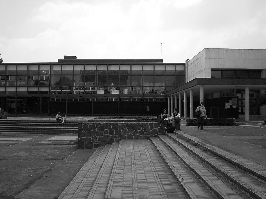 El imperio moderno facultad de arquitectura unam for Facultad de arquitectura una