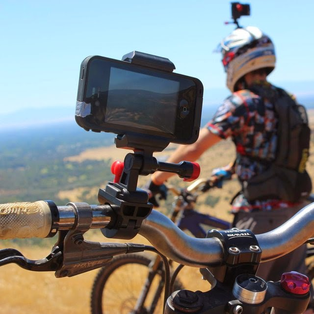 Awesome and Coolest Bike Gadget Holders (15) 2