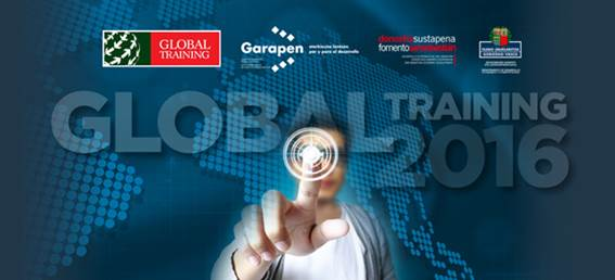 Becas Global Training 2016