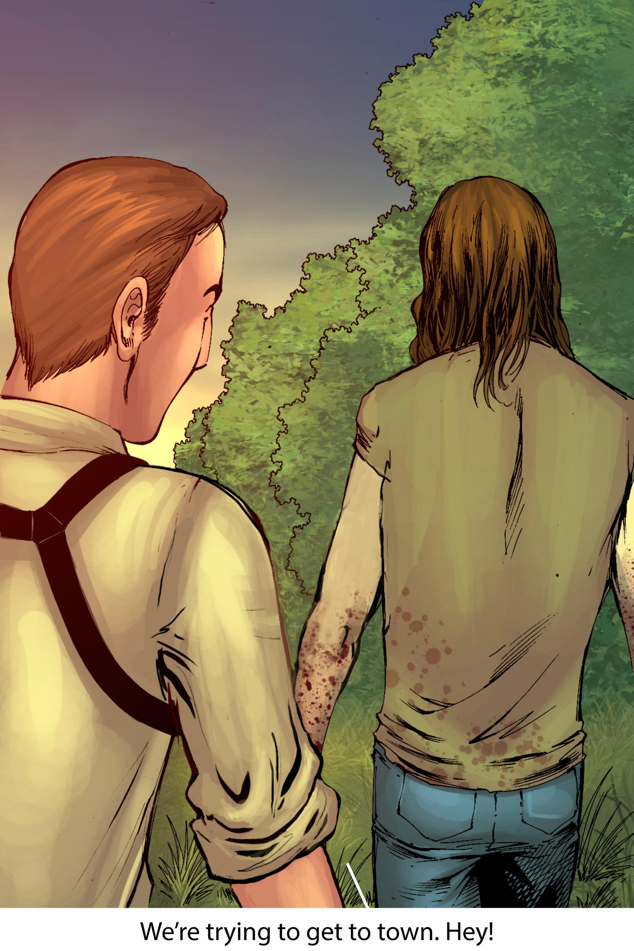 Read online Z-Men comic -  Issue #1 - 148