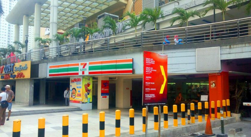 Hotel Murah Dekat Stasiun Tanah Abang - Jakarta Residence At Thamrin City