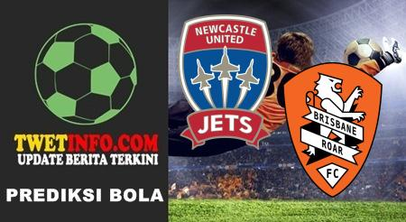 Prediksi Newcastle Jets vs Brisbane Roar