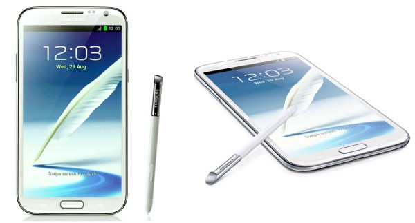 Galaxy Note 2 Pre Order