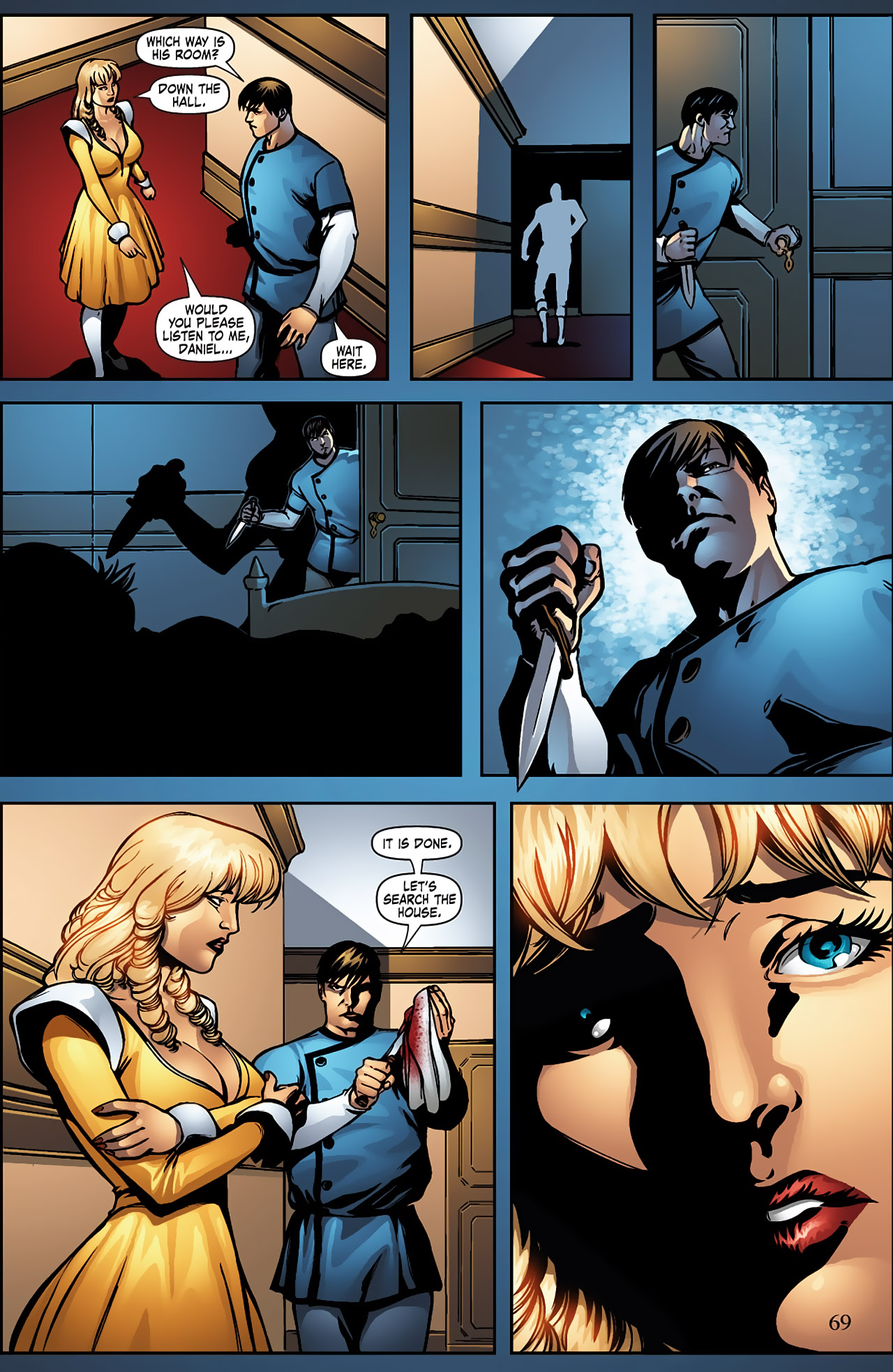 Grimm Fairy Tales (2005) Issue #9 #12 - English 16