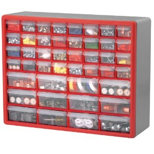 Lego+44+drawer+cabinet 9 ideas for organizing Legos, some definitely better than others