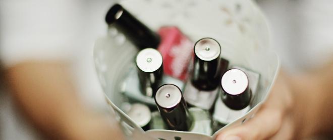Jesienne kolory lakierów
