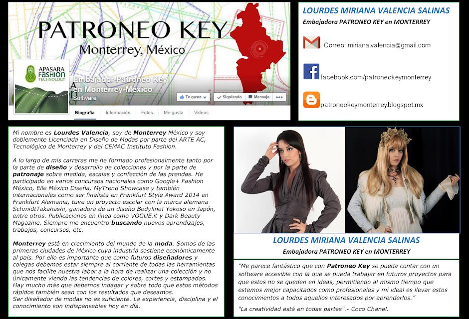 Embajadora Monterrey México