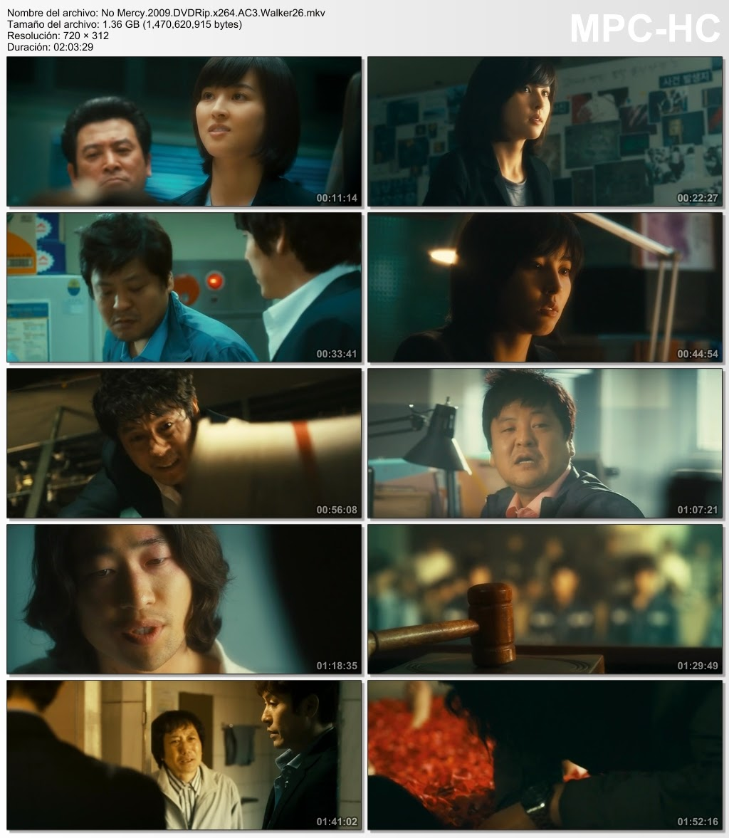 No Mercy|2010|DVDRip|Corea|Thriller/Crimen