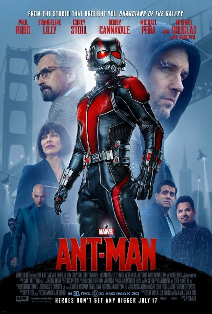 """""""Ant-Man (2015)"""" movie review by Glen Tripollo"""