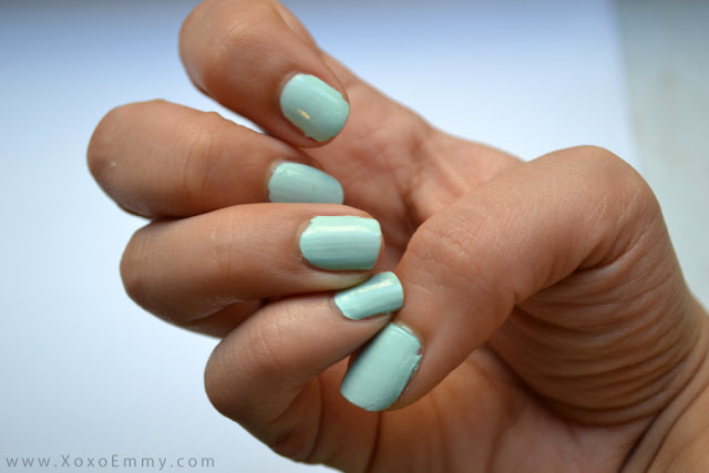 Butter London: Fiver - Xoxo Emmy