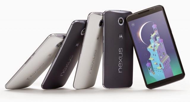 Harga Dan Spesifikasi Smartphone Motorola Nexus 6