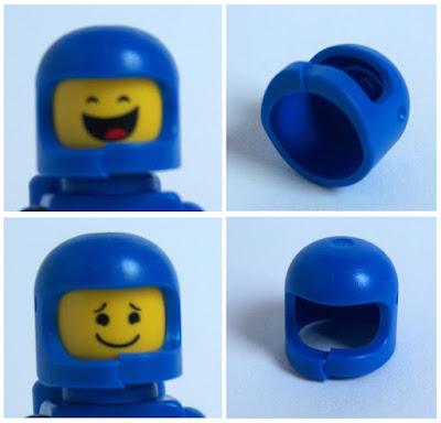 LEGO Benny minifigure review
