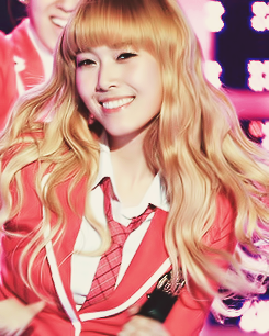Jessica Jung SNSD Girls' Generation Pink Princess