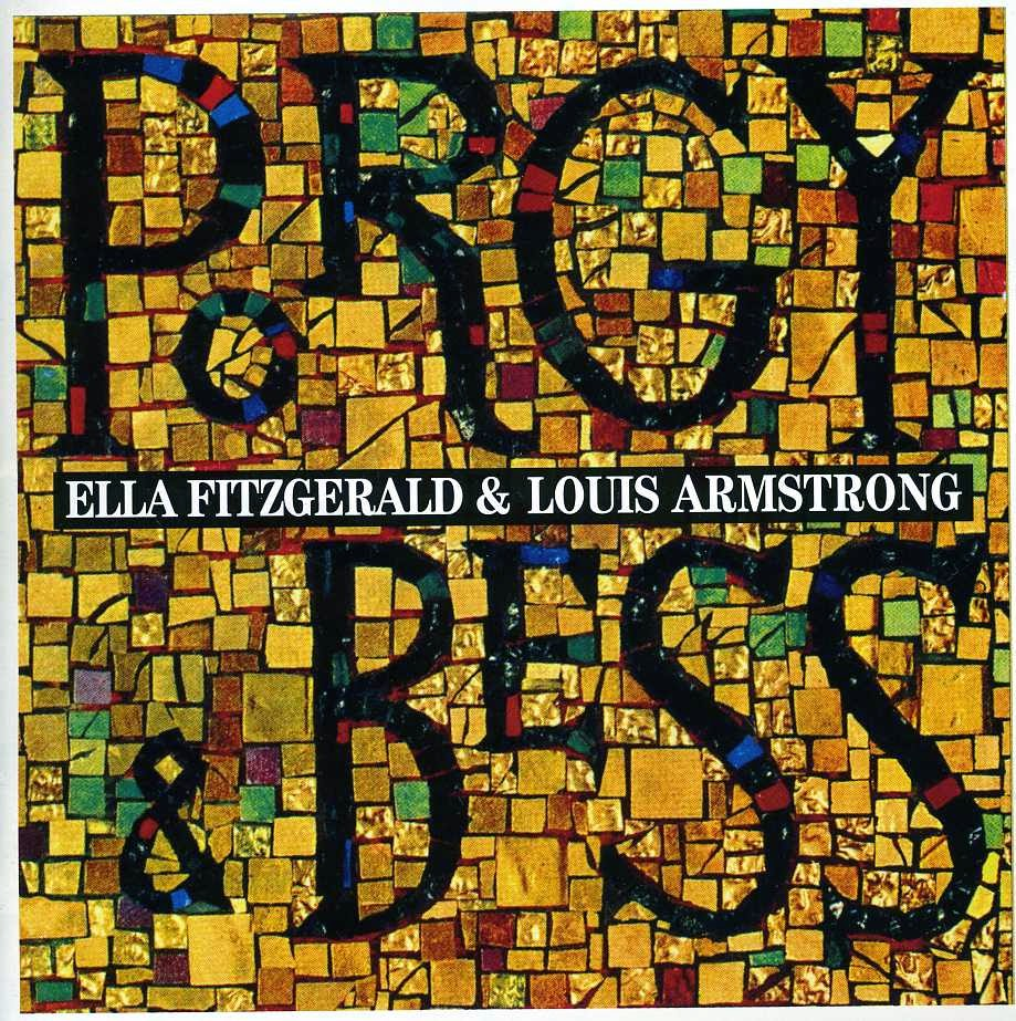 londonjazz lp review ella fitzgerald and louis armstrong porgy lp review ella fitzgerald and louis armstrong porgy bess
