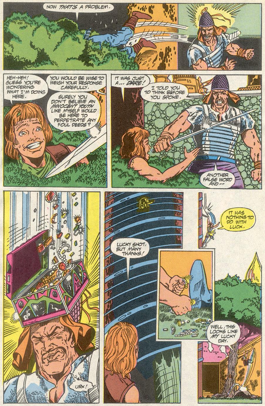 Conan the Barbarian (1970) Issue #233 #245 - English 19