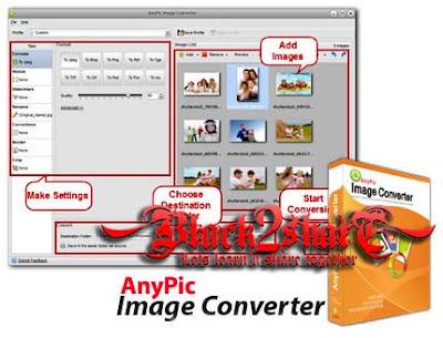 AnyPic Image Converter v1.2.8