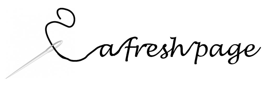 A Fresh Page