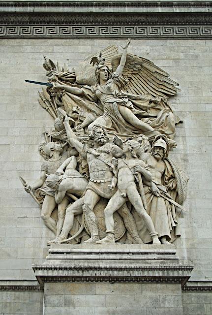 Arc de Triomphe de l'Étoile poze frumoase Paris