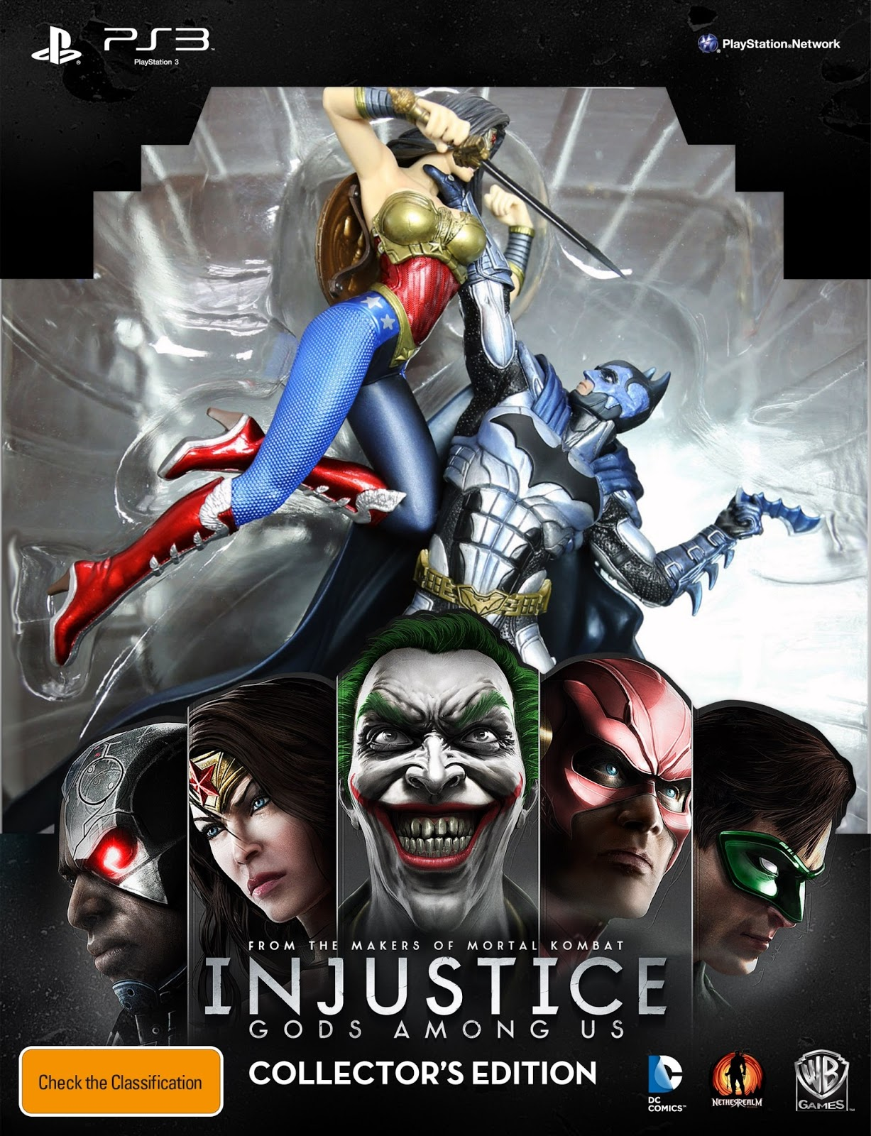Injustice: Gods Among Us - PlayStation 3 - www.GameInformer.com