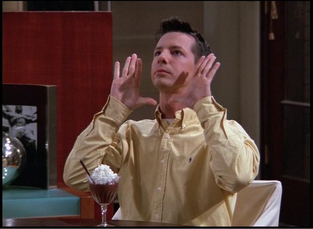 Gay hand jestures