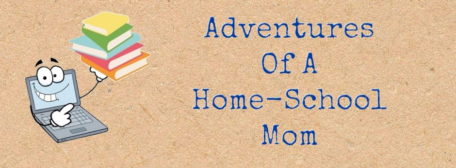 Adventures Of A Home-School Mom