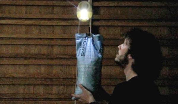 Lampara Garvity, Soluciones Sostenibles de Iluminacion