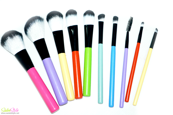 Cheap and Affordable/Inexpensive Professional Makeup Brushes