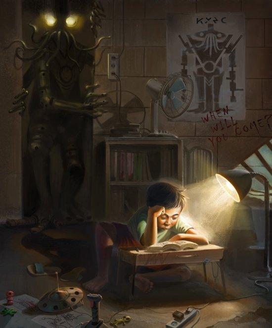 Henryca Citra henryz deviantart ilustrações fantasia ficção oriental