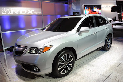 2012 Acura RDX Review, Specs and Price