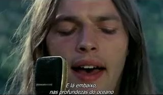 Pink Floyd - Ecos, Part 1 - Live at In pompeii 1972. Legendado Pt-br