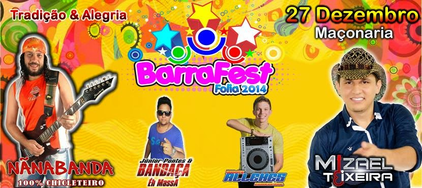 BARRAFEST FOLIA 2014