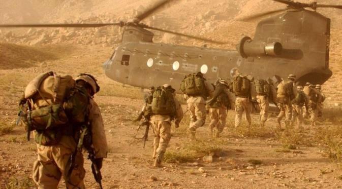 Ini Fenomena Misterius yang Bikin Heli AS Jatuh di Afghanistan