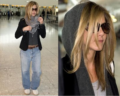 Jennifer Aniston Highlights. jennifer aniston style
