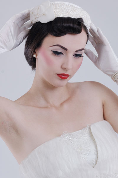 Hollywood Glamour Bridal Makeup : TalkinHeads: Old Hollywood Glamour
