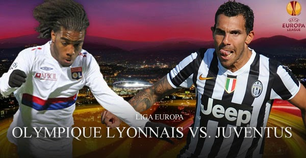 Hasil Pertandingan Olympique Lyon vs Juventus 4 April 2014