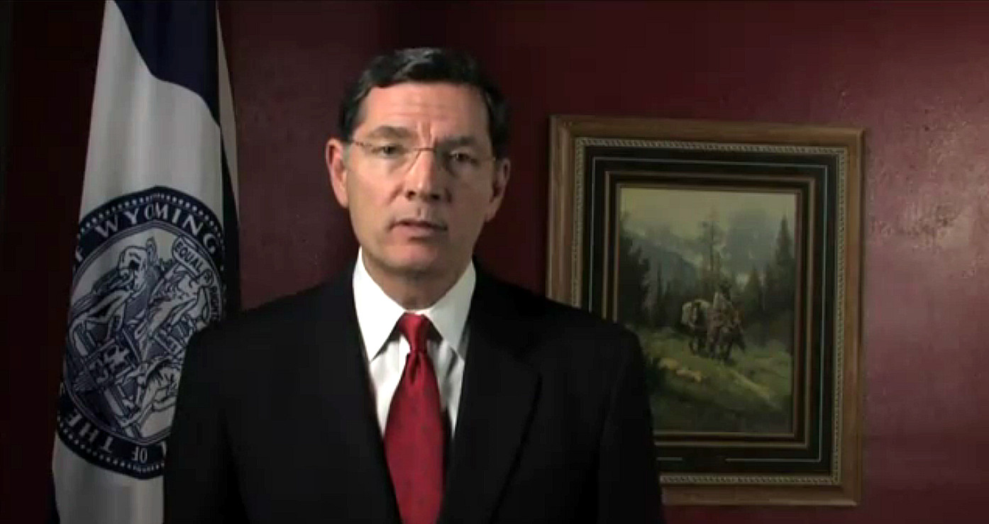 U.S. Sen. John Barrasso (R-Wyoming)