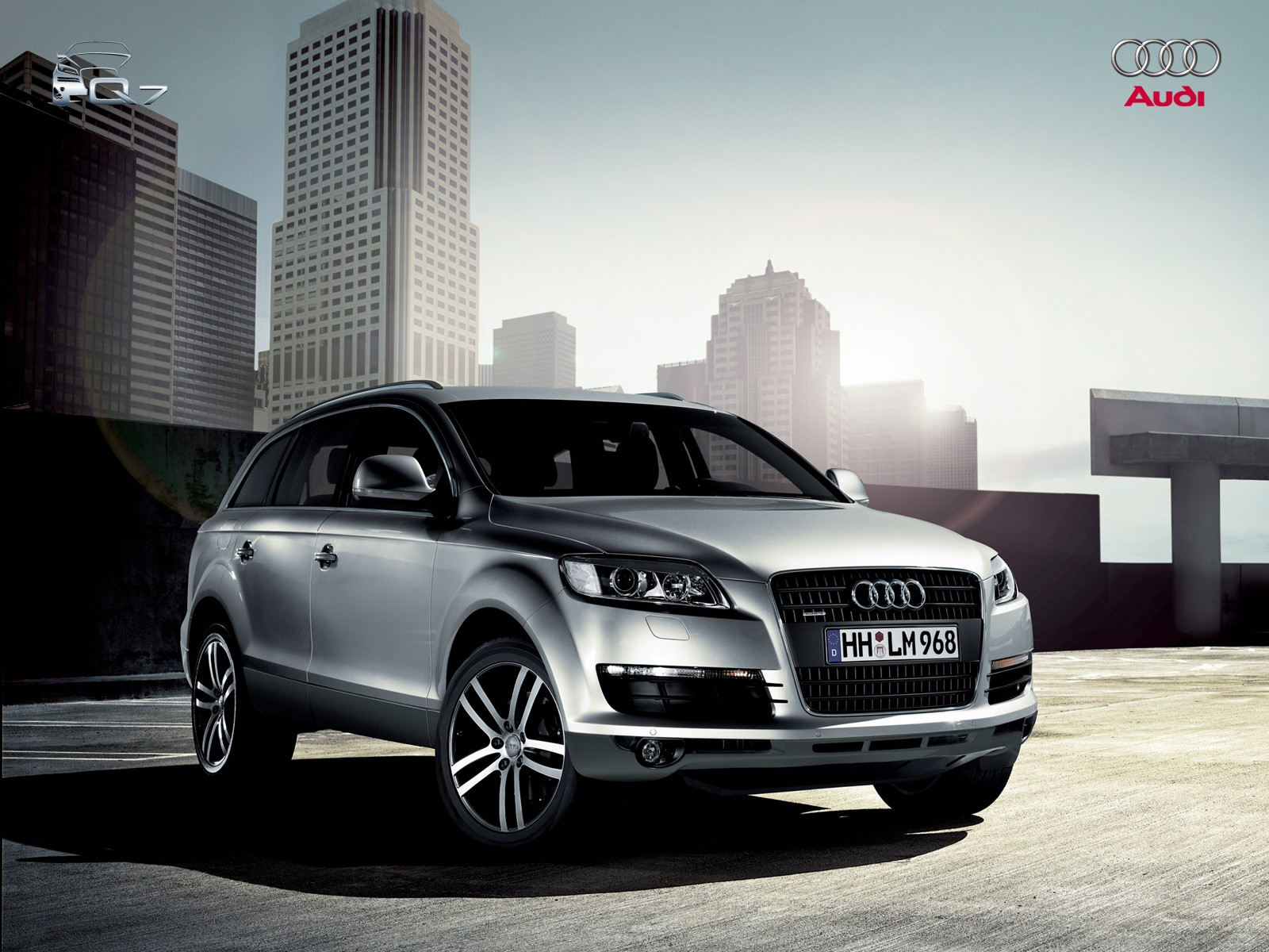 Marvelous HD Audi Car Wallpapers