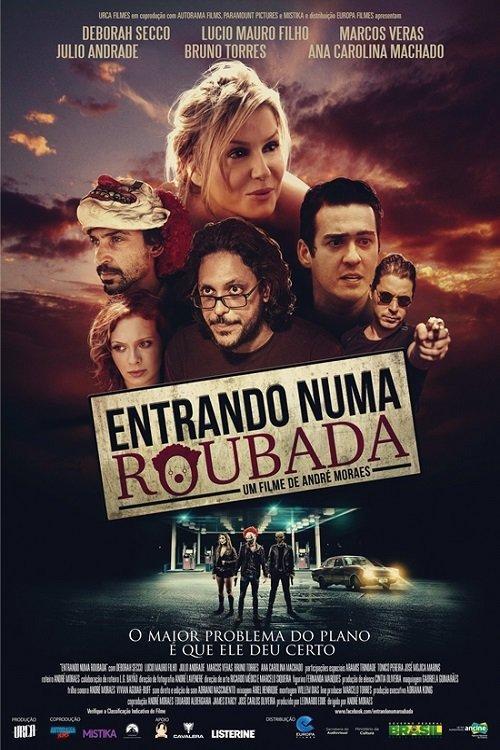 Entrando Numa Roubada – Nacional (2015)