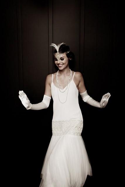 robe de marie charleston - Robe Charleston Mariage