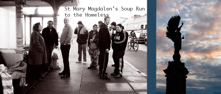 The Brighton Soup Run