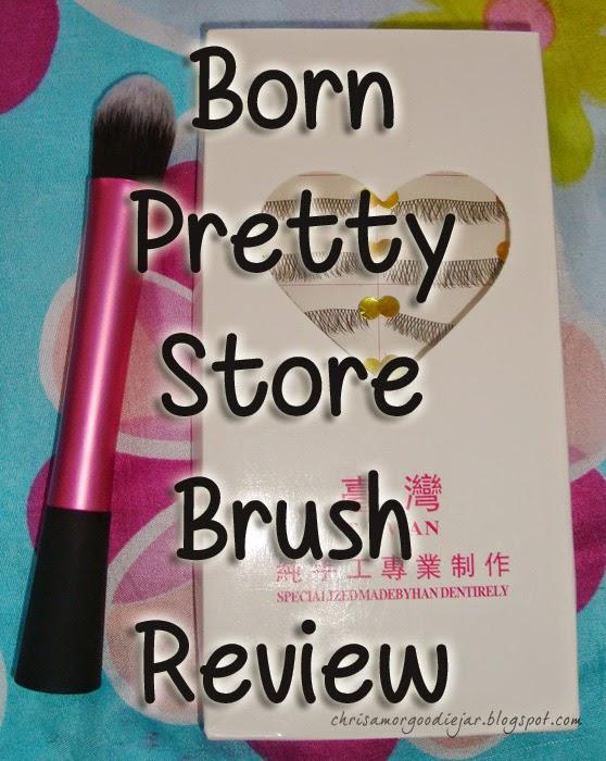 BornPretty Store Brush Review title image