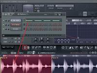 Aplikasi untuk olah, bongkar drum beat - Loop samples